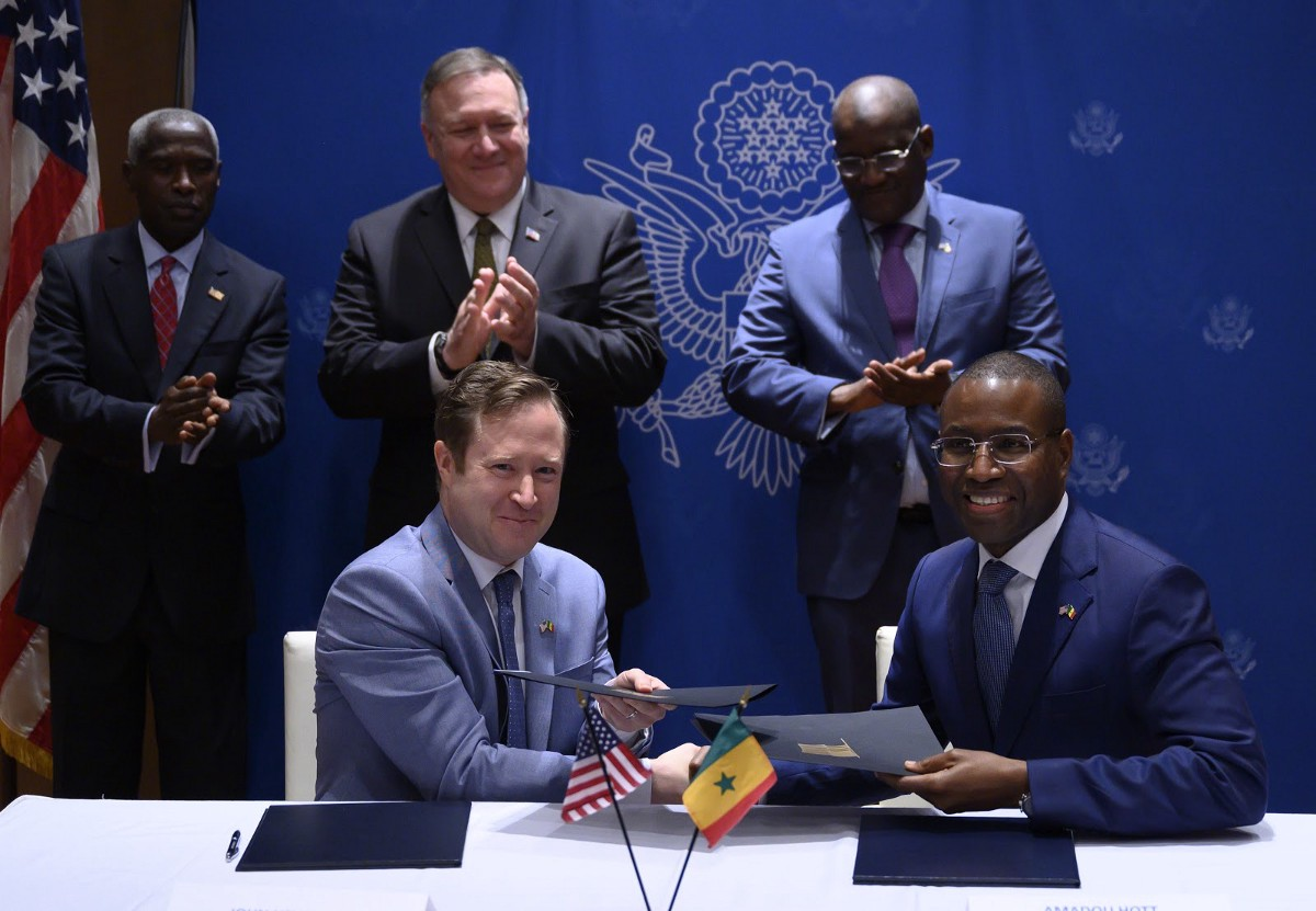 ABD Group signs MOU with Senegalese Government